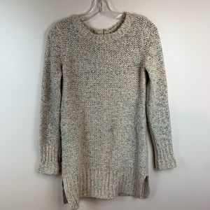 Anthropologie kaisely chunky knits sweater